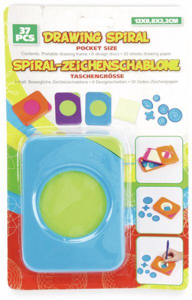 Spiral-Zeichenschablone - Produktbild 4