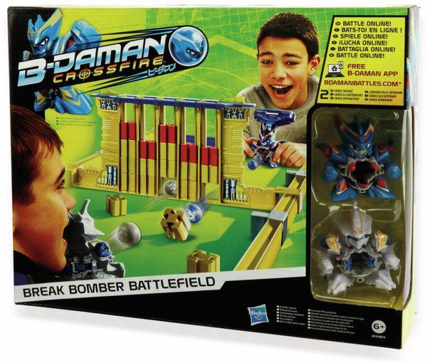Spiel, HASBRO, B-DAMAN CROSSFIRE, BREAK BOMBER BATTLEFIELD - Produktbild 1
