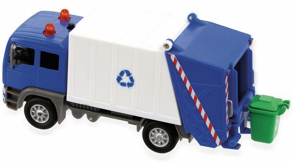 Spielzeugauto, KIDS GLOBE, Müll-LKW - Produktbild 1