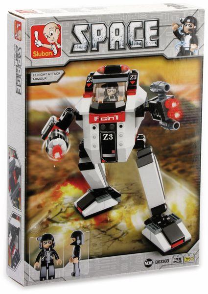 Spielbausteine Space 3in1, Space Robot