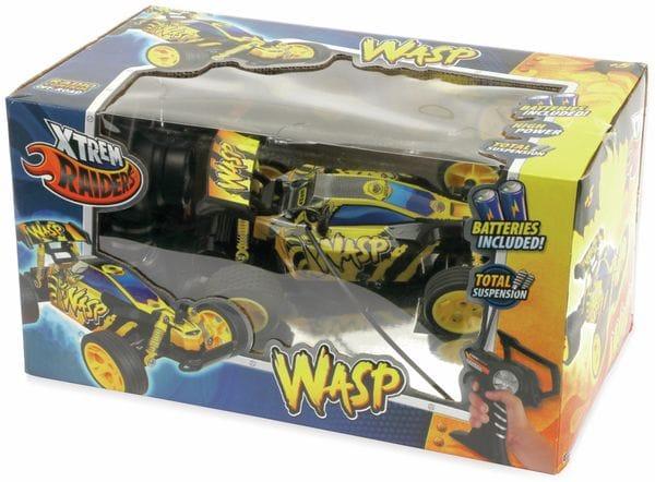 Ferngesteuertes RC Fahrzeug WSAP Xtrem Raiders, blau/gelb - Produktbild 3