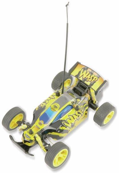Ferngesteuertes RC Fahrzeug WSAP Xtrem Raiders, blau/gelb - Produktbild 5