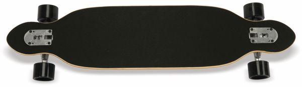 Longboard XQ MAX 128220680, 96 cm, schwarz/weiß - Produktbild 3