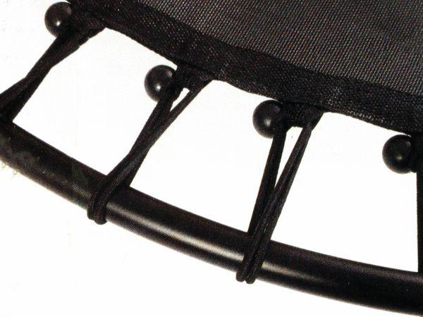 Fitness-Trampolin, Ø140cm, mit Haltestange, B-Ware - Produktbild 2