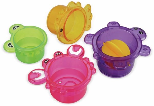 Badespielzeug, 4-teilig - Produktbild 1