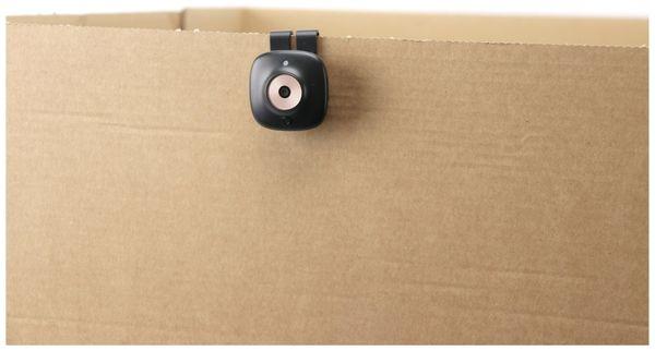 WLAN-Bodycam RED4POWER BC22G, schwarz - Produktbild 2