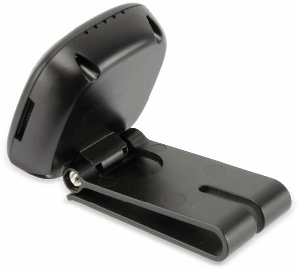 WLAN-Bodycam RED4POWER BC22G, schwarz - Produktbild 4