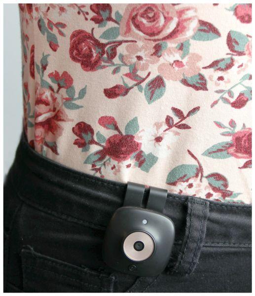 WLAN-Bodycam RED4POWER BC22G, schwarz - Produktbild 6