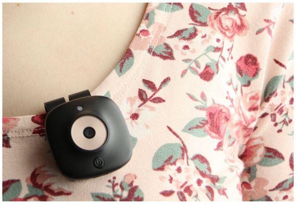 WLAN-Bodycam RED4POWER BC22G, schwarz - Produktbild 7