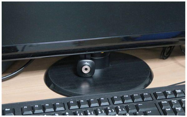 WLAN-Bodycam RED4POWER BC22G, schwarz - Produktbild 8