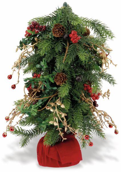Weihnachtsbaum in rotem Sack - Produktbild 2