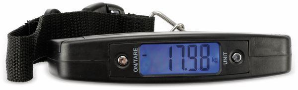 Digitale Kofferwaage, bis 50Kg, Bastelware