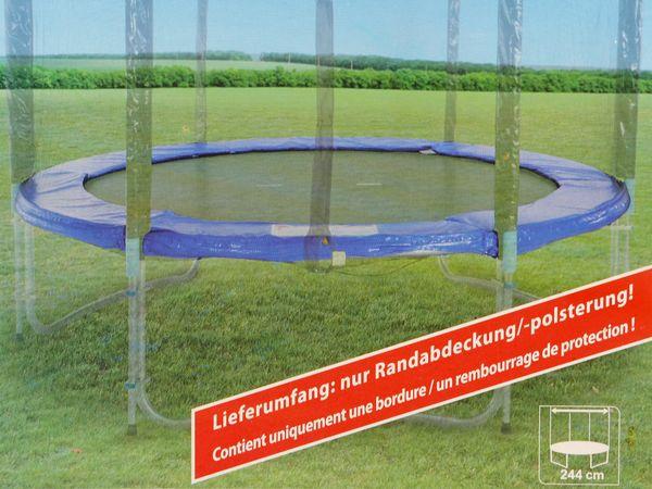 Randabdeckung für Trampolin Ø244 cm - Produktbild 3