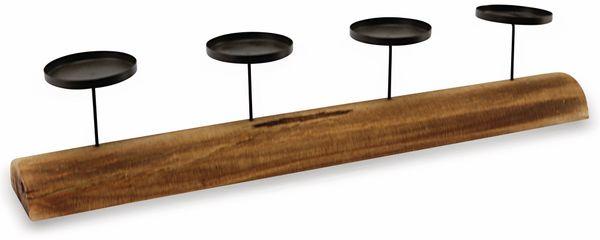 Kerzenständer, für 4 Stumpenkerzen - Produktbild 4