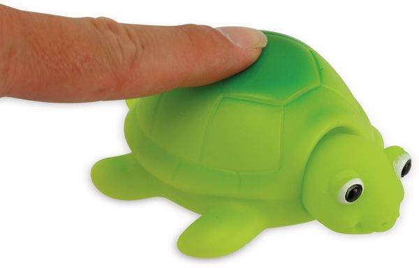 LED Schildkröten 3er Set, farbig, Badewannenspaß - Produktbild 3