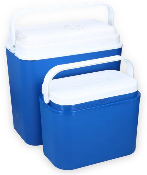 Kühlbox-Set, 10/22 Liter, 12 V