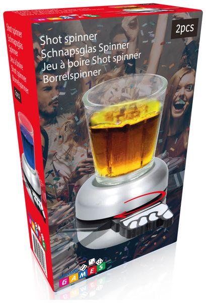 Schnapsglas-Spinner LIFETIME - Produktbild 2