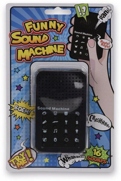 Sound Machine, schwarz - Produktbild 2
