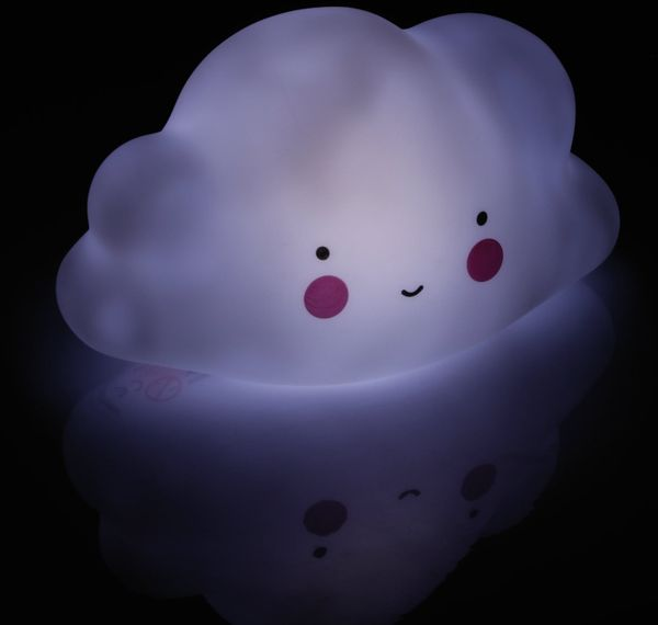 Kinderlampe, EMOS, E163, Wolke, B-Ware - Produktbild 2
