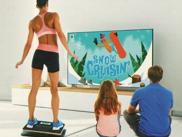 Ganzkörper-Trainer, Plankpad, B-Ware - Produktbild 6