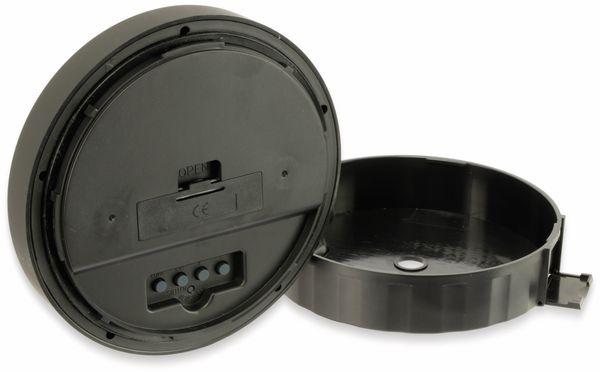 Funk Badezimmeruhr, digital, Ø150mm, Bastelware - Produktbild 4