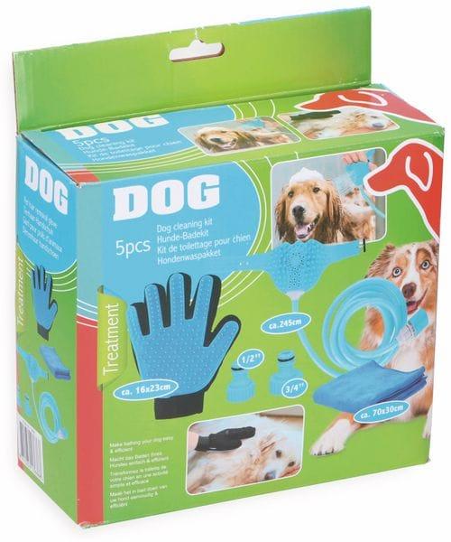 Hunde-Bade-Set, 5-teilig - Produktbild 2