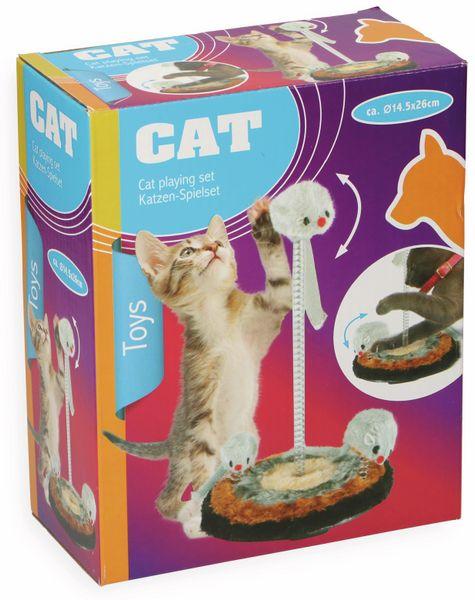 Katzen-Spiel-Set, Ø 145 x 260 mm - Produktbild 2
