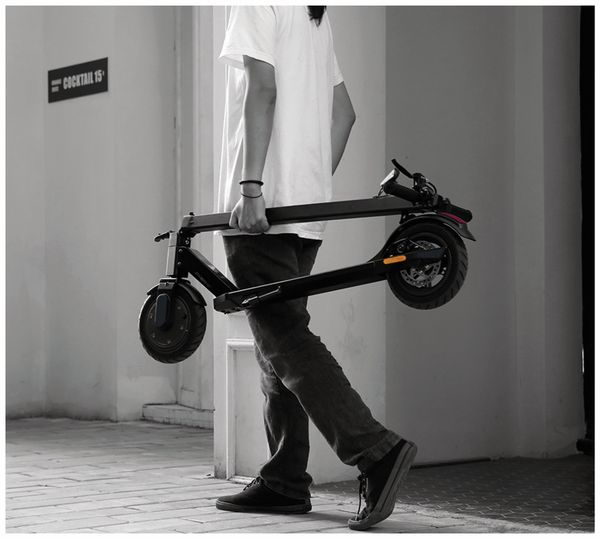 "E-Scooter CITYBLITZ MOOVE, 8,5"", 250 W, mit Straßenzulassung - Produktbild 8"