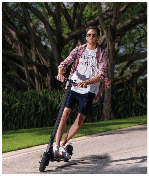 "E-Scooter CITYBLITZ MOOVE, 8,5"", 250 W, mit Straßenzulassung - Produktbild 9"