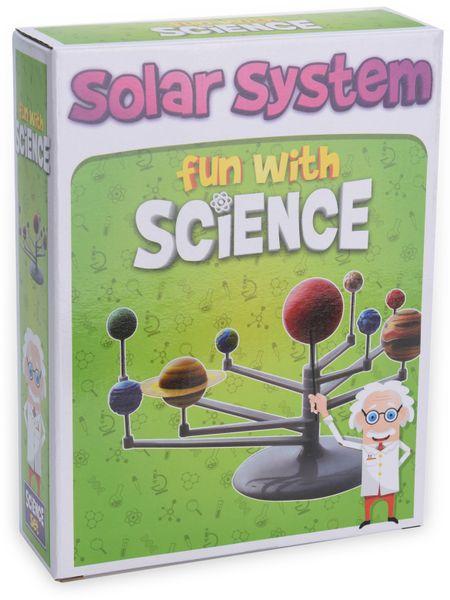 Wissenschaftliches Spielgerät, 24-teilig, für Erstellung eines Planetariums
