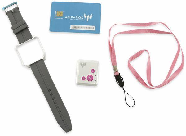 GPS Tracker, Amparos, S6, 50h Akku, Bastelware