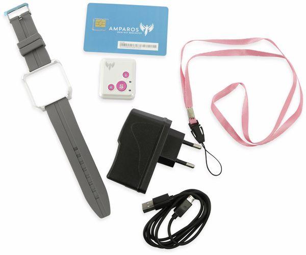 GPS Tracker, Amparos, S6, 50h Akku, Bastelware - Produktbild 2