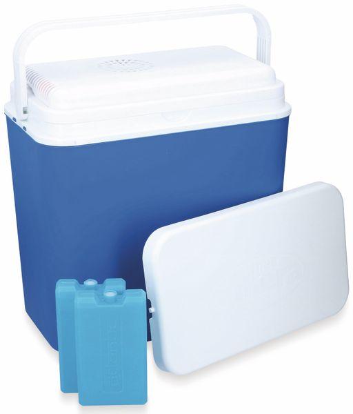 Kühlbox, 22L, 12V, blau