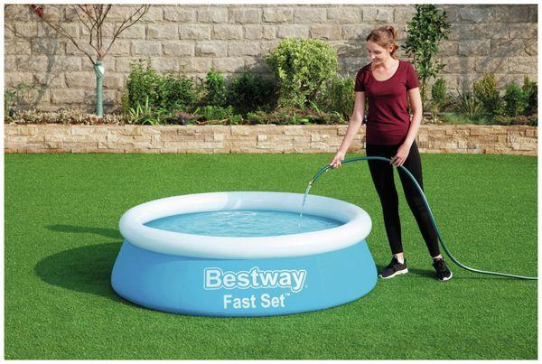Planschbecken BESTWAY Fast Set Pool, 183x51cm, PVC - Produktbild 3