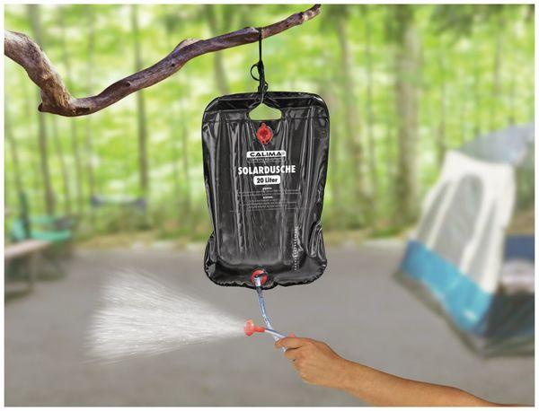 Campingdusche CALIMA, 20 l, schwarz - Produktbild 2