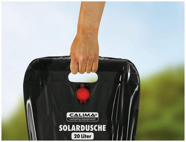 Campingdusche CALIMA, 20 l, schwarz - Produktbild 4