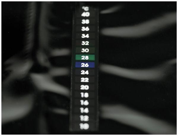 Campingdusche CALIMA, 20 l, schwarz - Produktbild 7