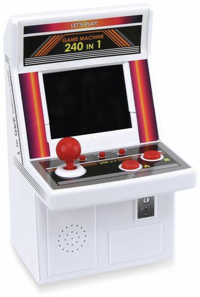 Mini-Spielautomat mit 240 Spielen