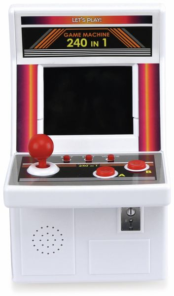 Mini-Spielautomat mit 240 Spielen - Produktbild 2