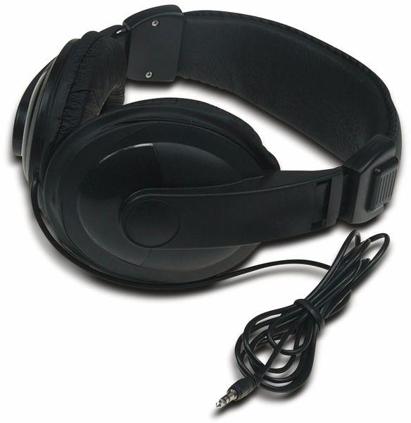 Parabol-Richtmikrofon CHILITEC PRM-1, mit Kopfhörer und Aufnahmefunktion - Produktbild 6