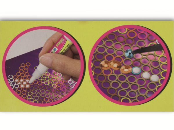 Bastelset Schmetterling, Art&Fun, 1500 Teile - Produktbild 3