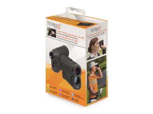 Laser Entfernungsmesser TECHNAXX TX-152, mit Geschwindigkeitsmessung - Produktbild 2