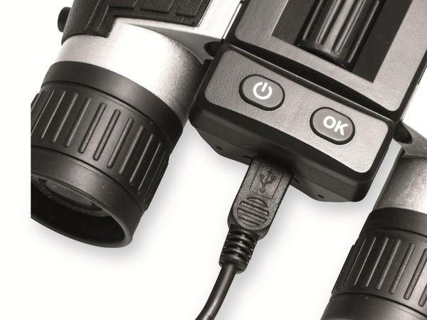 Fernglas TECHNAXX TX-142, Full-HD, 4-fach Zoom und Farbdisplay - Produktbild 2