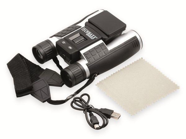 Fernglas TECHNAXX TX-142, Full-HD, 4-fach Zoom und Farbdisplay - Produktbild 4
