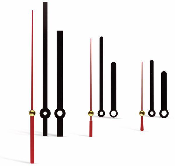 Quarz-Uhrwerk mit 3 Zeigersätzen - Produktbild 2