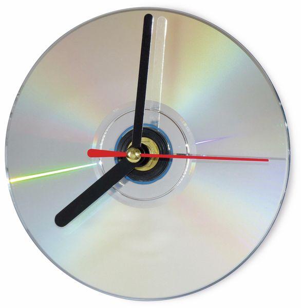 Quarz-Uhrwerk mit 3 Zeigersätzen - Produktbild 5