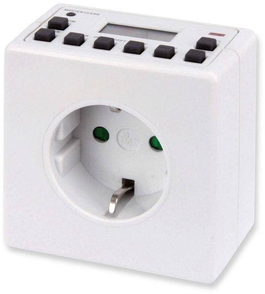 Digitale Wochenzeitschaltuhr ZU-1D - Produktbild 1