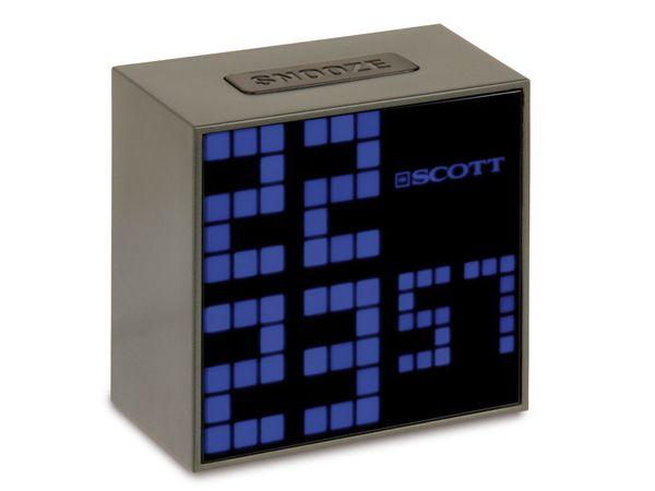 Design-Wecker SCOTT