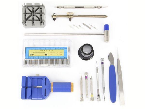 Uhren-Werkzeugset, 378-teilig - Produktbild 3