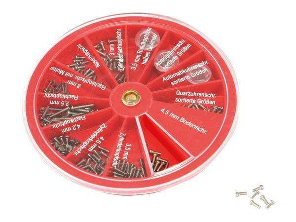Uhren- & Optikschrauben, 240-teilig - Produktbild 2